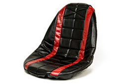 Seat-Cover-Padded-Red